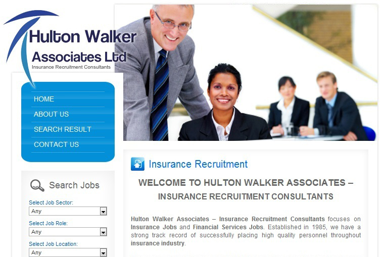 insurance recruiters london uk